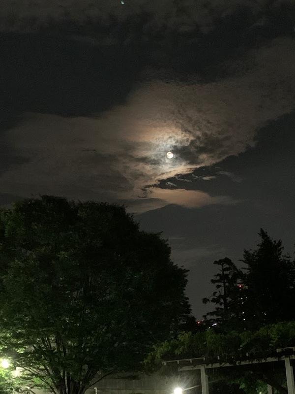 川崎等々力競技場の夜散歩